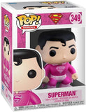 DC Heroes Breast Cancer - Superman by FUNKO