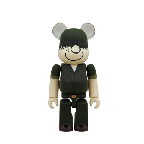 100% Bearbrick Beetle Bailey - GreenShineCBD