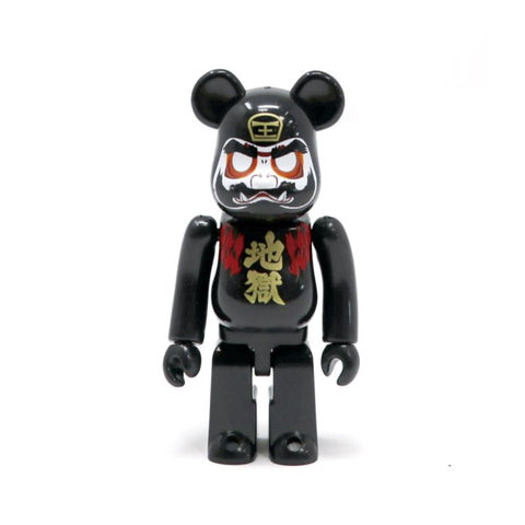 100% Bearbrick Hell Daruma - GreenShineCBD
