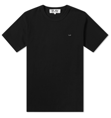 Play Little Black Heart Tee by Comme des Garcons - GreenShineCBD