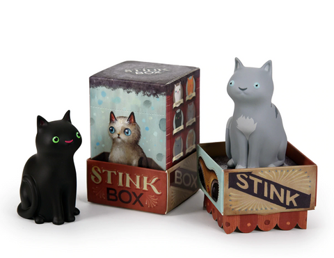 STINK BOX CAT - GreenShineCBD