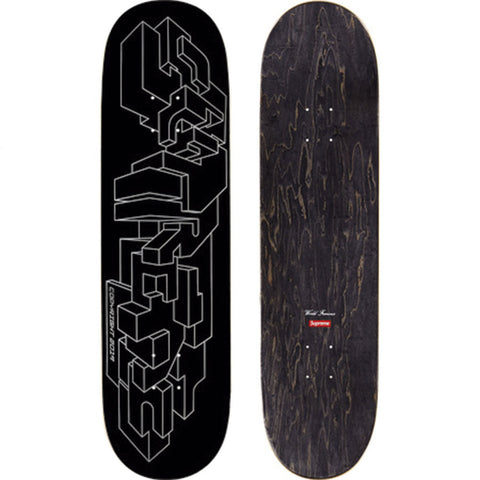 Delta logo Skateboard by Supreme - GreenShineCBD