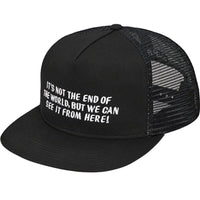 End of the World Mesh Back 5-Panel by Supreme - GreenShineCBD