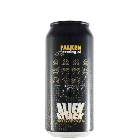 Alien Attack West Coast IPA
