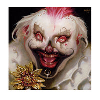 """KNUCKLES THE PLUM"" by Michael Hussar - GreenShineCBD"