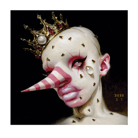 """MISS DEED"" by Michael Hussar - GreenShineCBD"