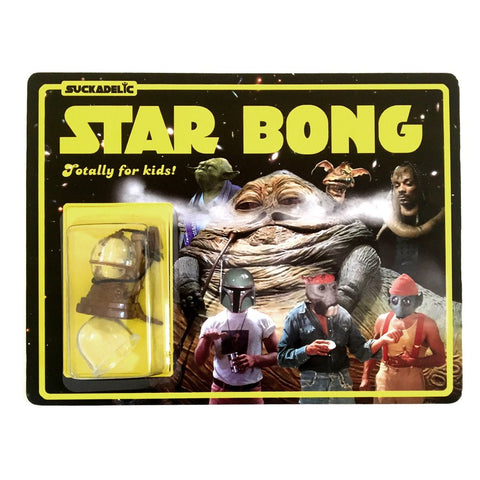 Star Bong by Suckadelic - GreenShineCBD