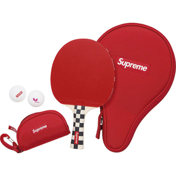 Supreme / Butterfly Table Tennis Ra Set - Checkerboard - GreenShineCBD