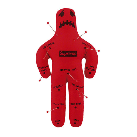 Supreme Voodoo Doll Red - GreenShineCBD