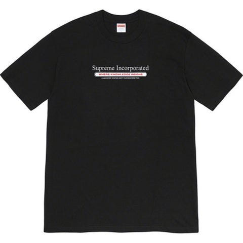 Inc. Tee by Supreme - GreenShineCBD