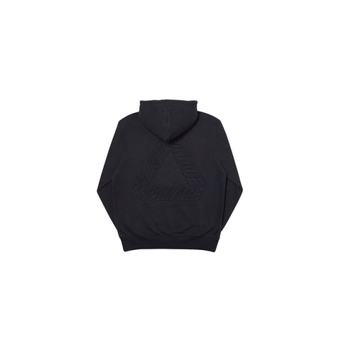 De BOSS P3 Hood Black by Palace - GreenShineCBD