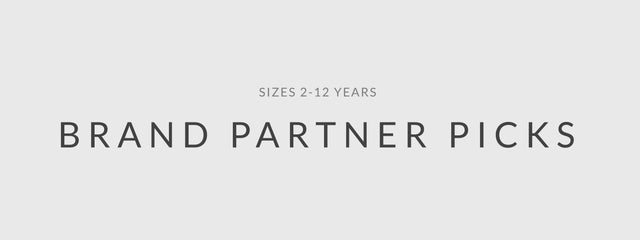 Brand Partner Program - Kids
