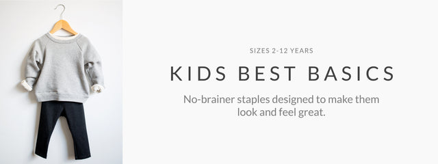 Kids Best Basics