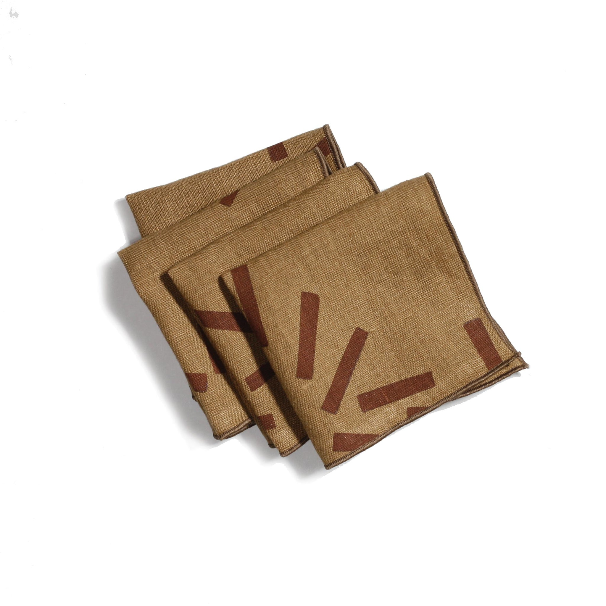 'Toss' Cocktail Napkins - Set of 4
