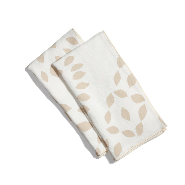 'Pepitas' Dinner Napkins - Set of 2