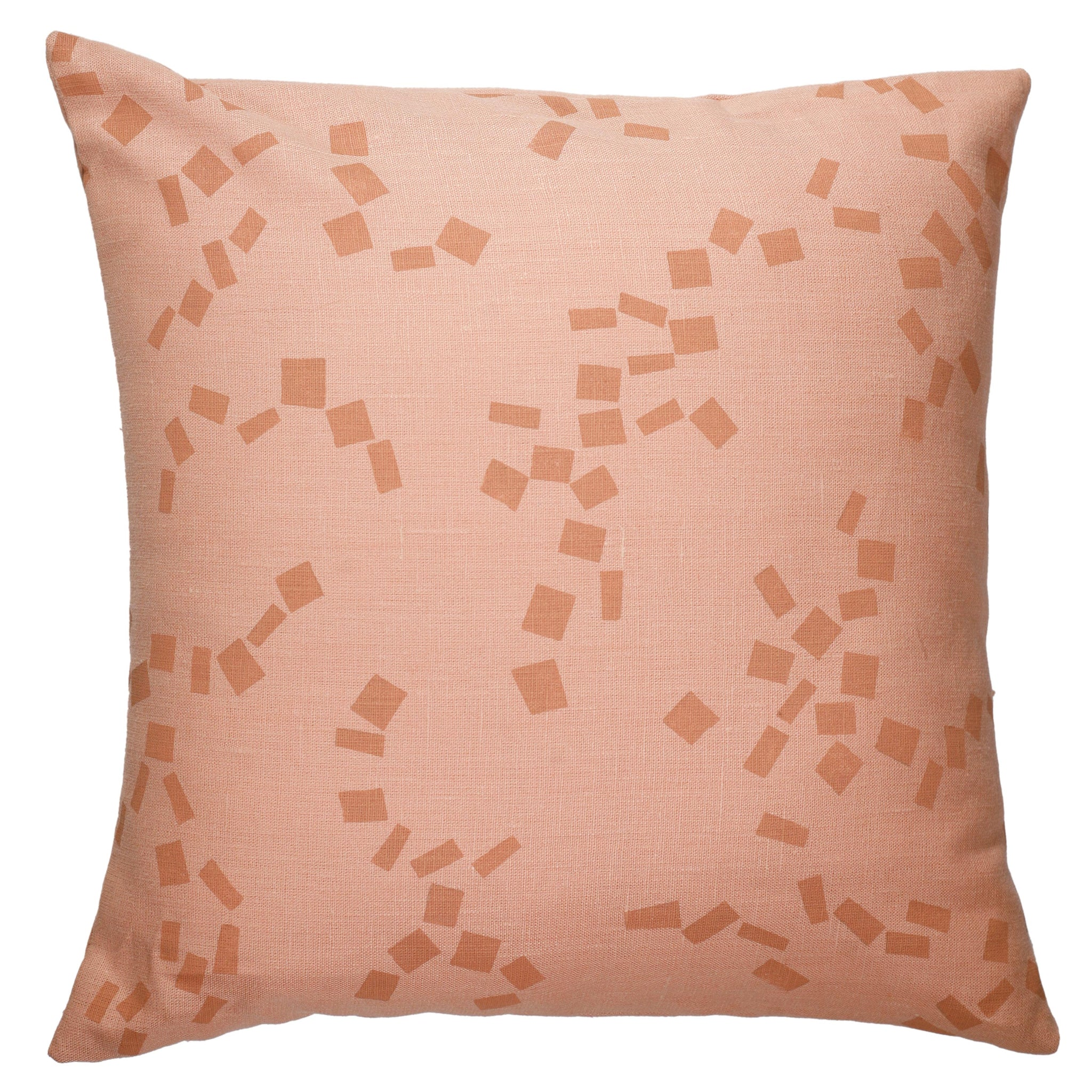 'Figures' Pillow Cover - Square