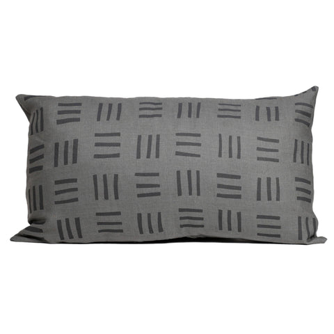 'Grid' Pillow - Lumbar