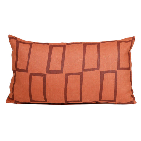 'Windows' Pillow Cover - Lumbar