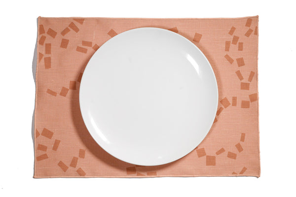 'Figures' Placemats - Set of 2