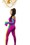 LOLIPOP Colorblock Jumpsuit
