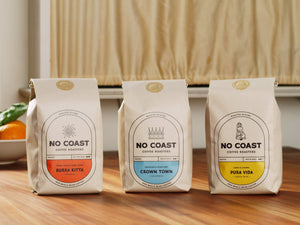 No Coast Roast Trio - No Coast Coffee Roasters