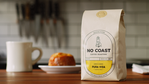 Pura Vida - No Coast Coffee Roasters