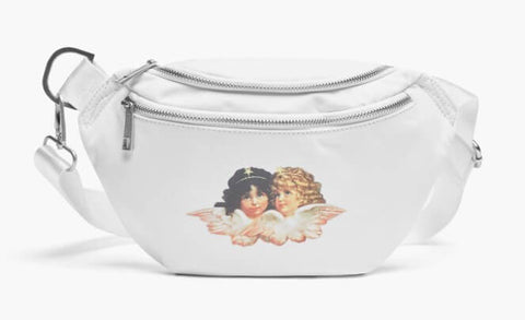 Many Fashion Brands are Introducing Fanny Packs to Their Lines.