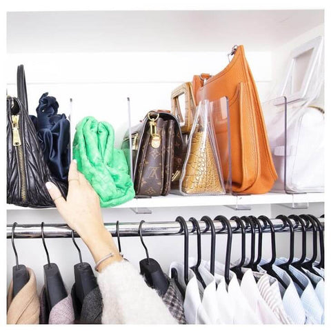 Bag Storage Ideas for Small Spaces Keep your Apartment Clutter Free