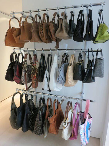 Garment Racks are Perfect Storage for Small Spaces