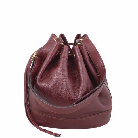 Bucket bags are trusted daily companions for many people.
