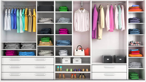 Marie Kondo's Ideas for Purse Storage Stretch Your Space
