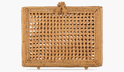 Sturdy Straw bags are made from Woven Natural Materials