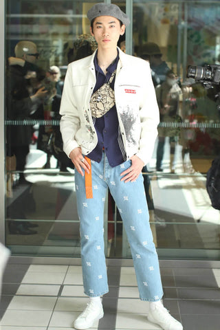Fanny Packs first Came on the Fashion Radar in Tokyo.