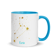 Constellation Mug: Leo