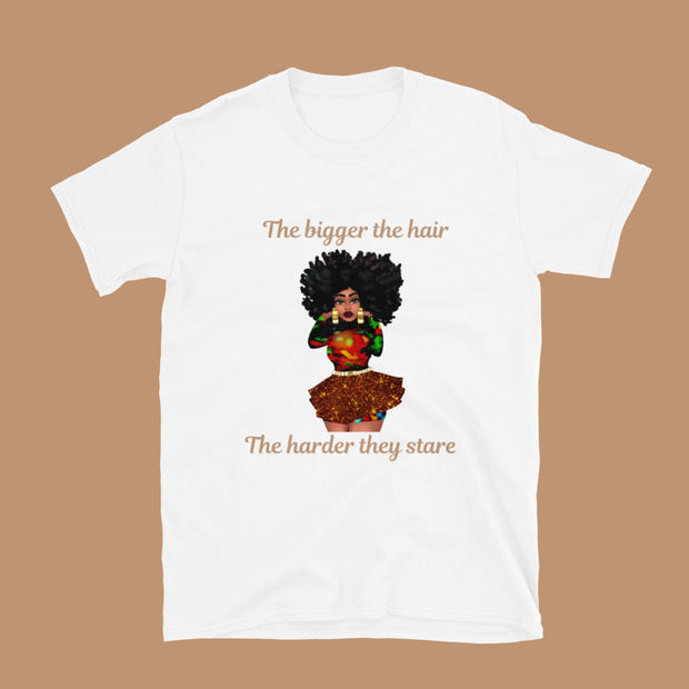 The Bigger The Hair Tee