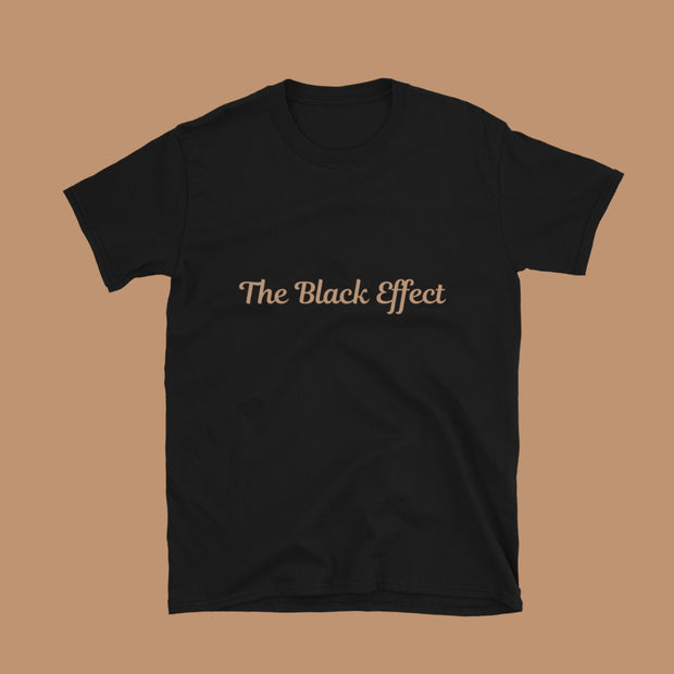 The Black Effect T-shirt