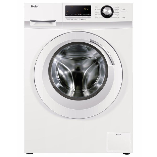 Haier HWF75AW2 7.5kg Front load Washing Machine - Brand New