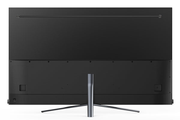 TCL 65'' C8 series with sound bar 4K QUHD Android smart TV Refurbished.