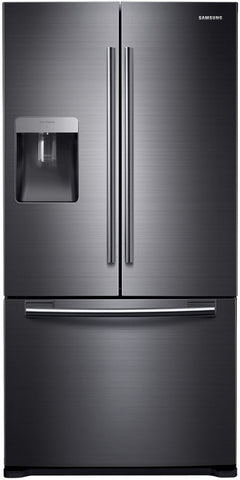 SAMSUNG 583L French Door Refrigerator WITH ICE MAKER  - SRF582DBLS - BRAND NEW