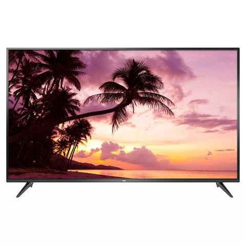 TCL 65 inch Ultra HD 4K Smart LED TV 65P4US - Refurbished