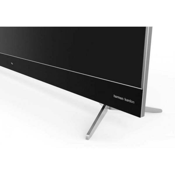TCL 75C4US 75 INCH 4K QUHD LED ANDROID SLIM SMART TV WITH SOUND BAR AND ONE YEARS WARRANTY