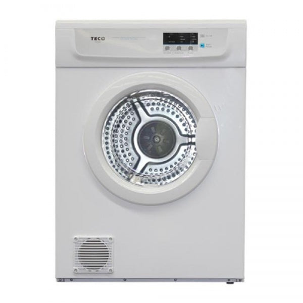 TECO BRAND NEW 7.0KG AUTO SENSING VENTED CLOTHES DRYER - TCD70ASA