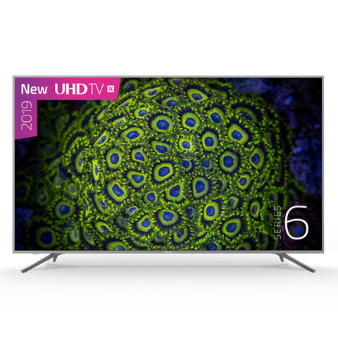 HISENSE 75″ SERIES 6 4K UHD SMART - REFURBISHED