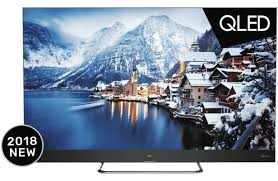 TCL SERIES X (55X4US) 55 INCH QLED Android TV WITH ONE YEAR WARRANTY