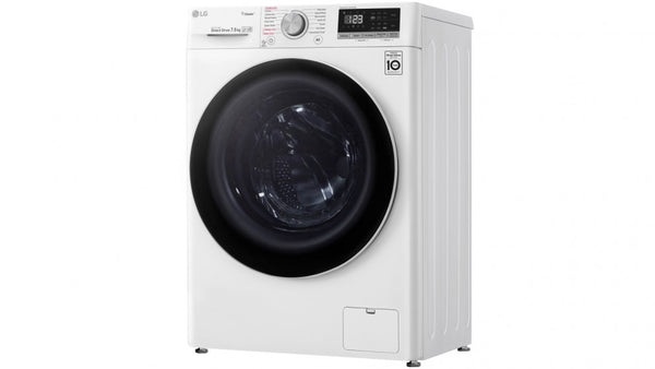 LG Series 5 7.5kg Front Load Washing Machine with Steam - Brand new