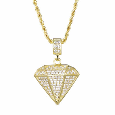 Crystal Love Pendant