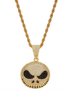 Jack Skellington Chain - Clout Hype
