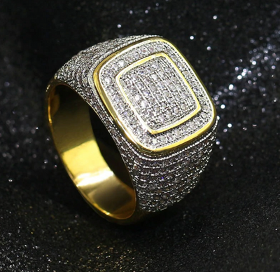 Champion Ring - Clout Hype