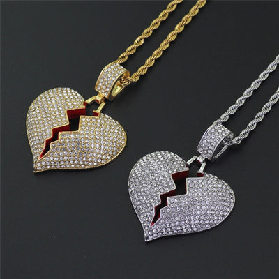 Broken Heart Chain - Clout Hype