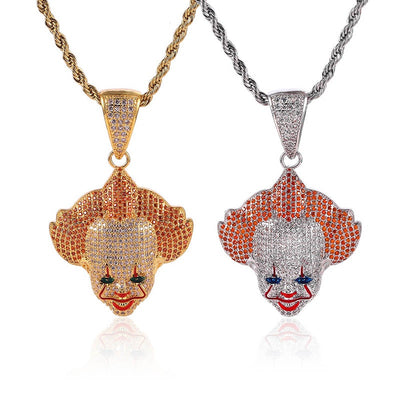 Pennywise Clown Chain - Clout Hype